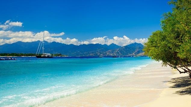 Wisata Pantai Senggigi, Lombok Barat
