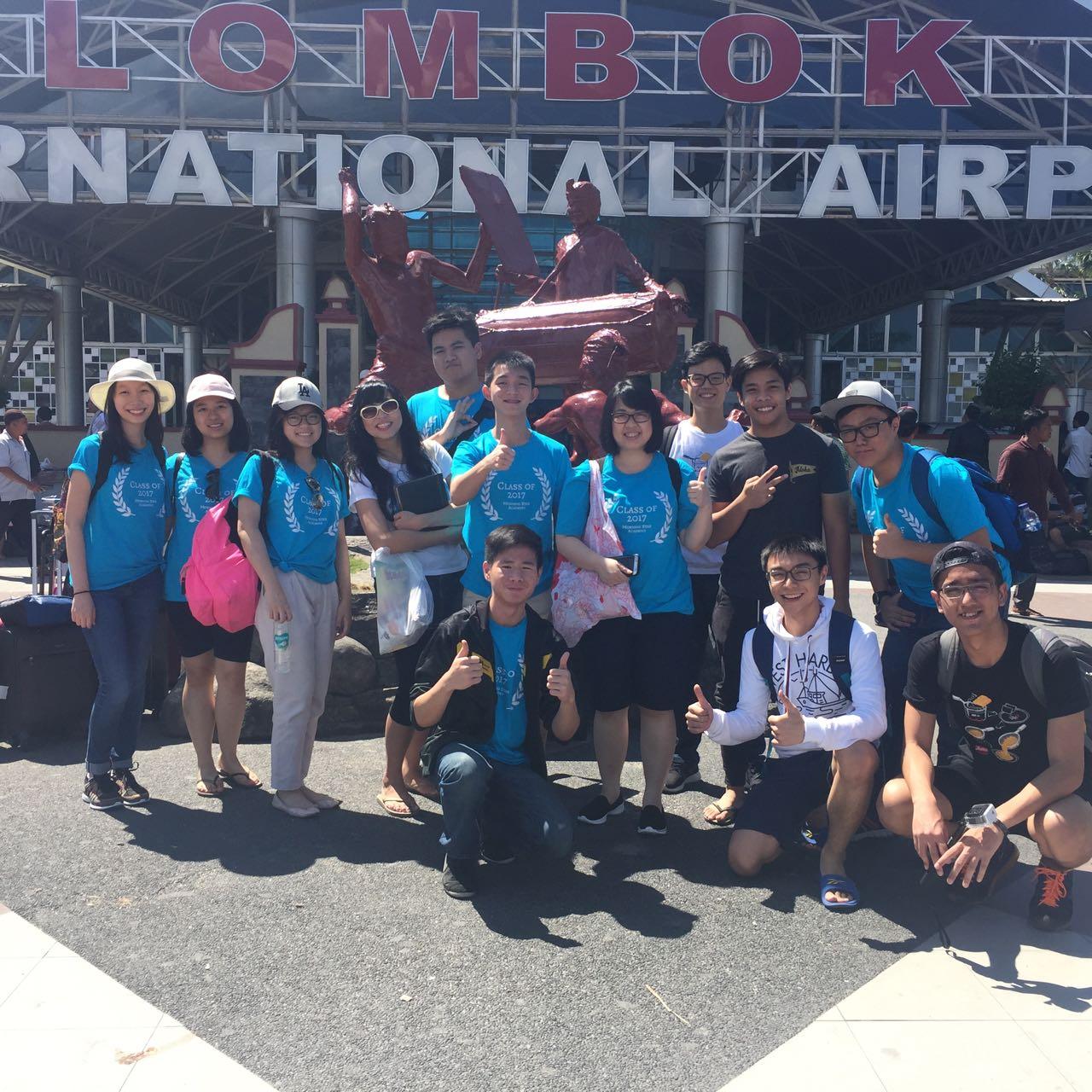 Paket tour Lombok 2D1N ~ A
