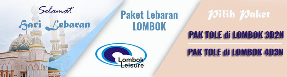 Paket Tour Lebaran di Lombok (Paket Tole di Lombok)
